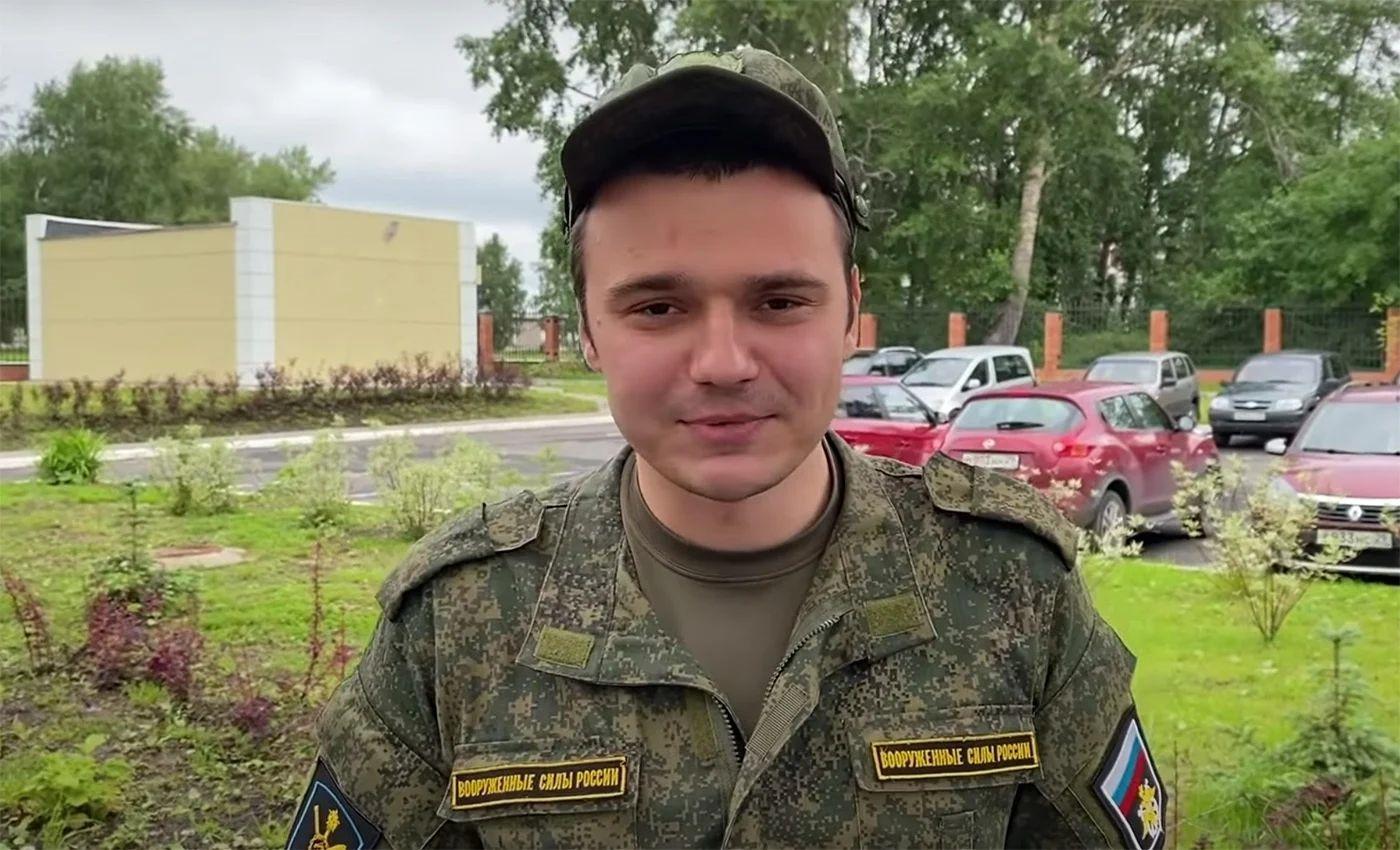 Руслан Шаведдинов. Кадр: Навальный Live