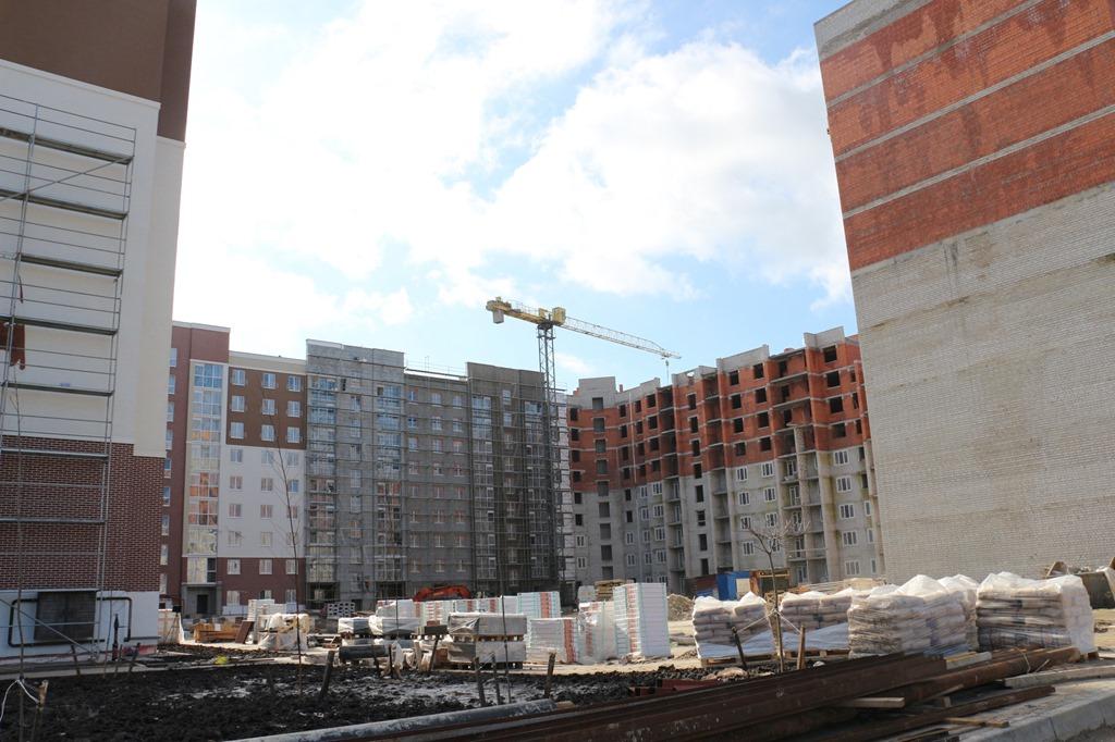 В Калининграде за год объём введённого жилья вырос на 18%