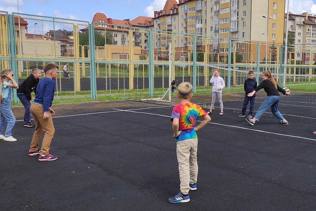 Летнюю оздоровительную кампания в Калининградской области приспособили под новую действительность