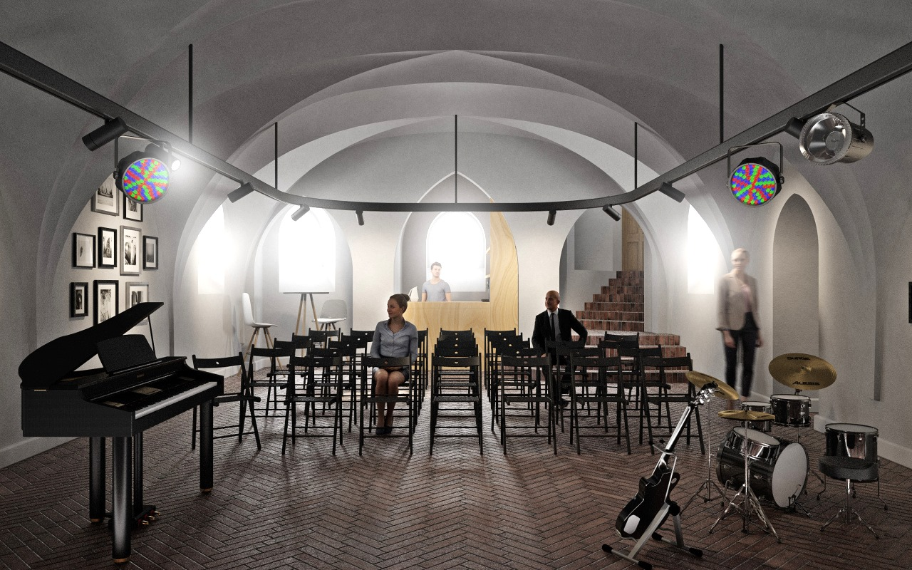 В филармонии Калининграда появится новое культурное пространство