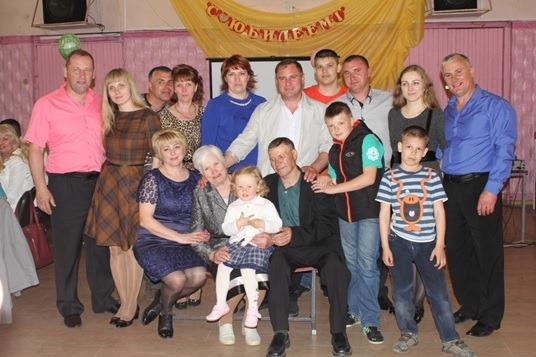 Семья из Нестерова признана «Золотой семьей России»
