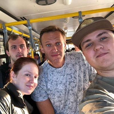Алексей Навальный / https://t.me/aavst55/8829