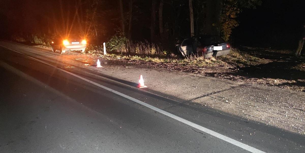 16-летний пьяный калининградец сел за руль «Опеля» и едва не убил 15-летнего приятеля
