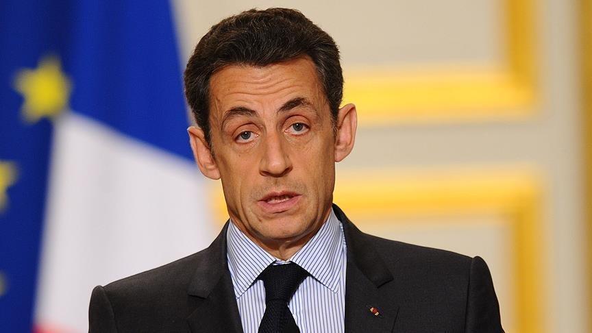 Николя Саркози. Фото: www.aa.com.tr