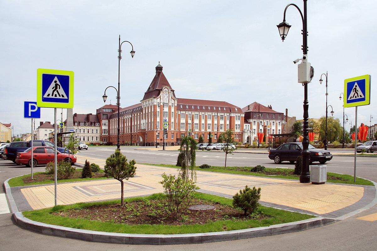 Гусев вошёл в призовую тройку всероссийского конкурса «Лучшая муниципальная практика»