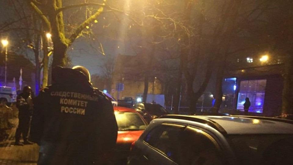 В Калининграде мужчина расстрелял бывшую жену и застрелился сам