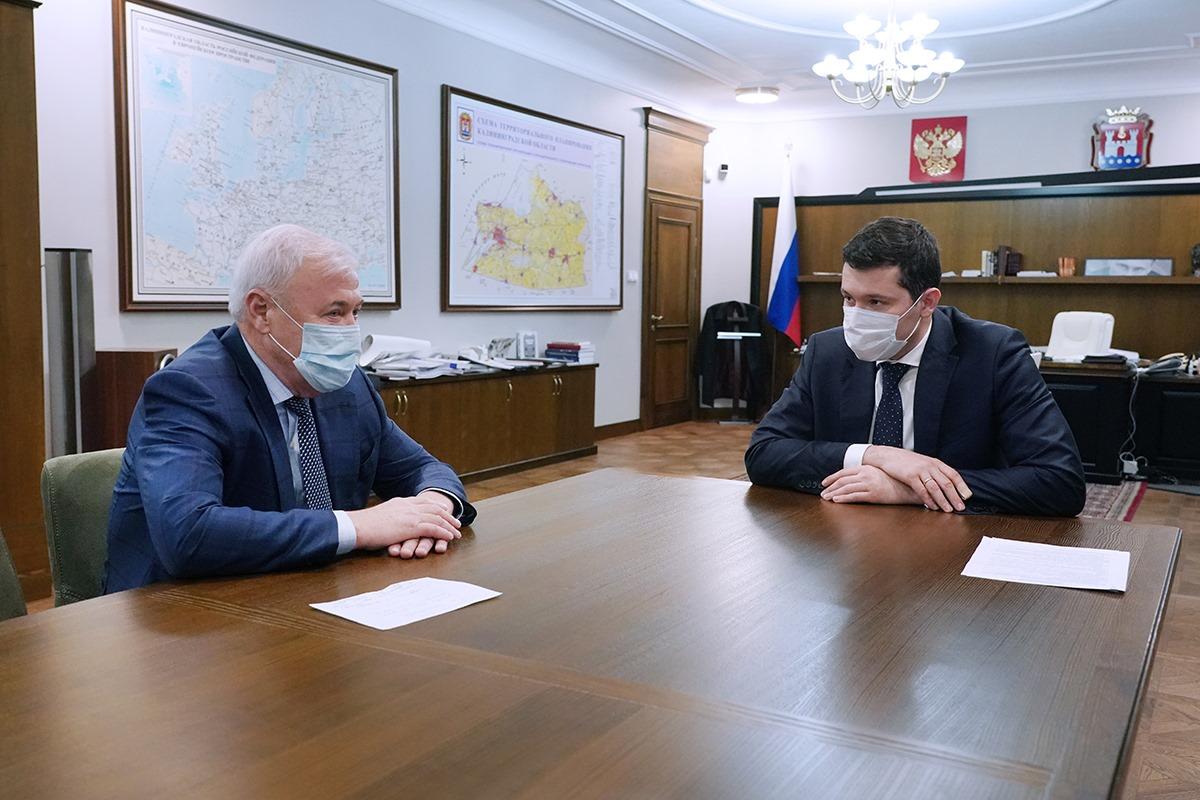 Председатель комитета Госдумы по финансовому рынку — Алиханову: «Вы на слуху, о вас знают»