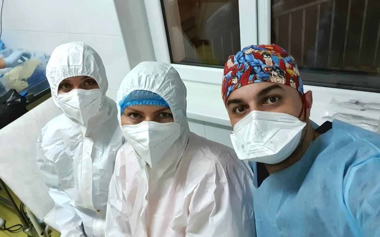 Шесть медиков из Калининграда помогли коллегам из Абхазии бороться с Covid-19