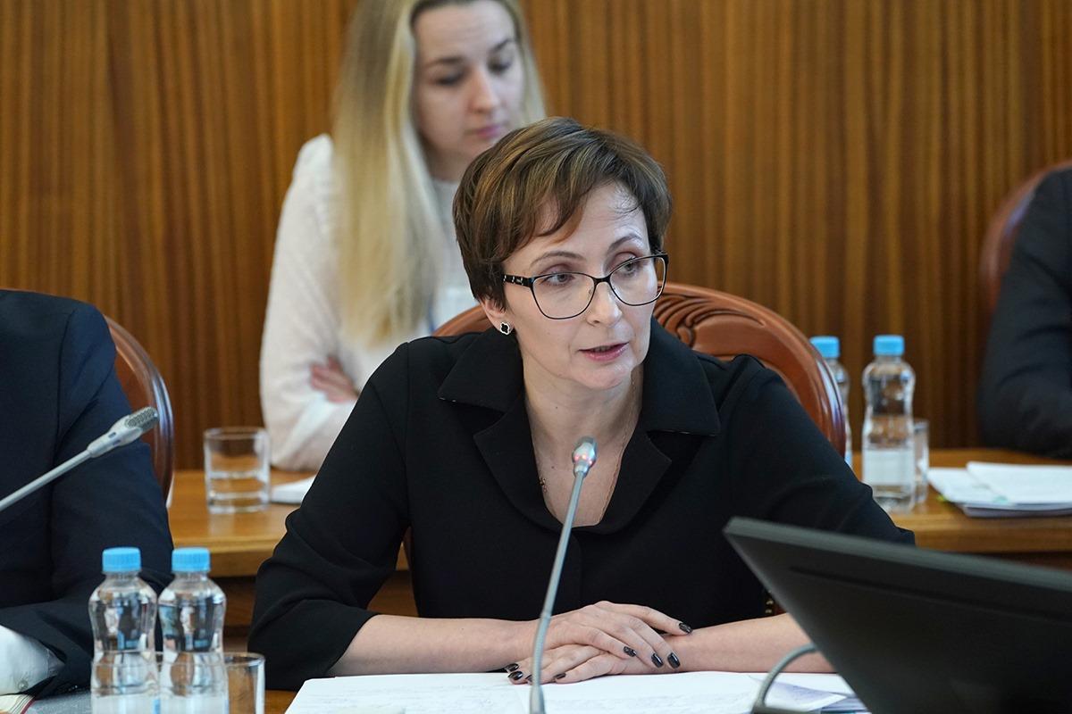 Наталья Сибирёва