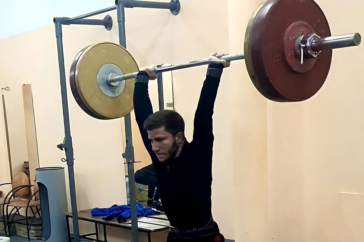 Тяжелоатлеты из Калининграда выиграли две медали всероссийских соревнований