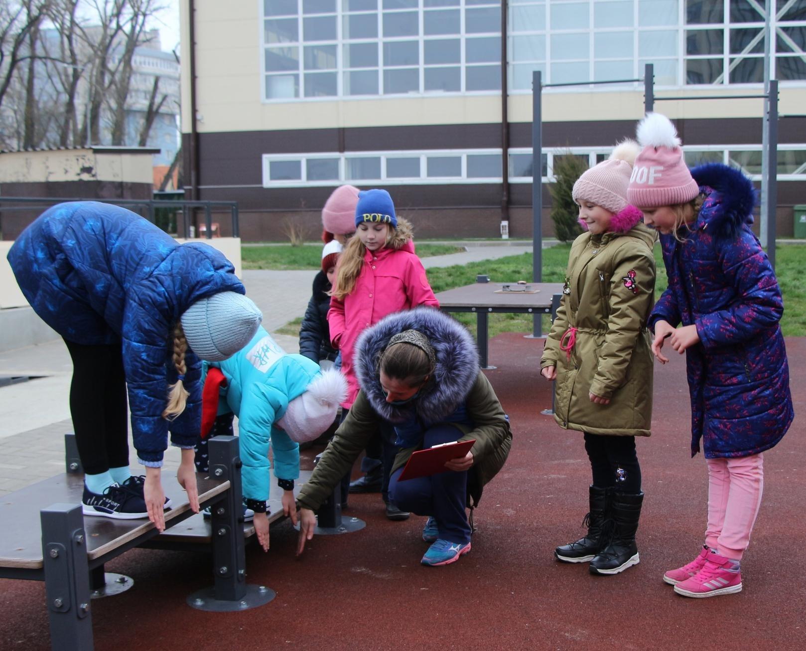 Калининград присоединился к всероссийской акции «Неделя ГТО»