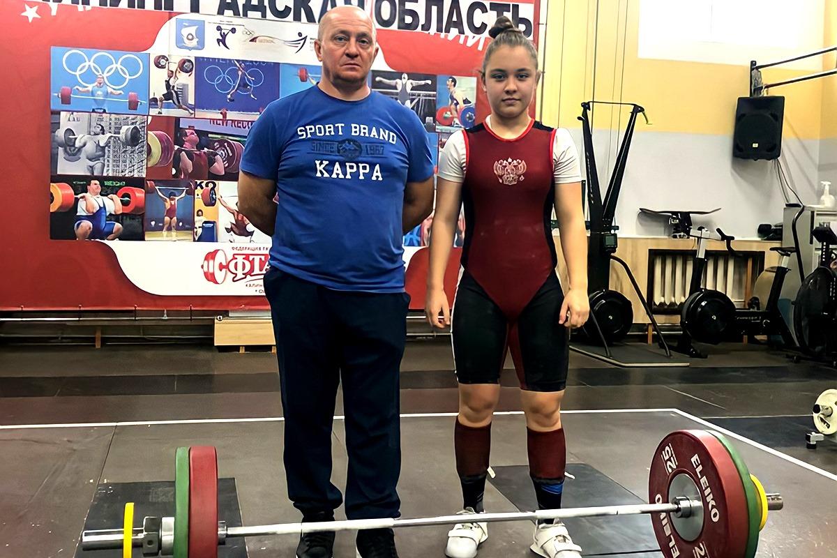 Спортсменка из Калининградской области выиграла первенство России по тяжёлой атлетике