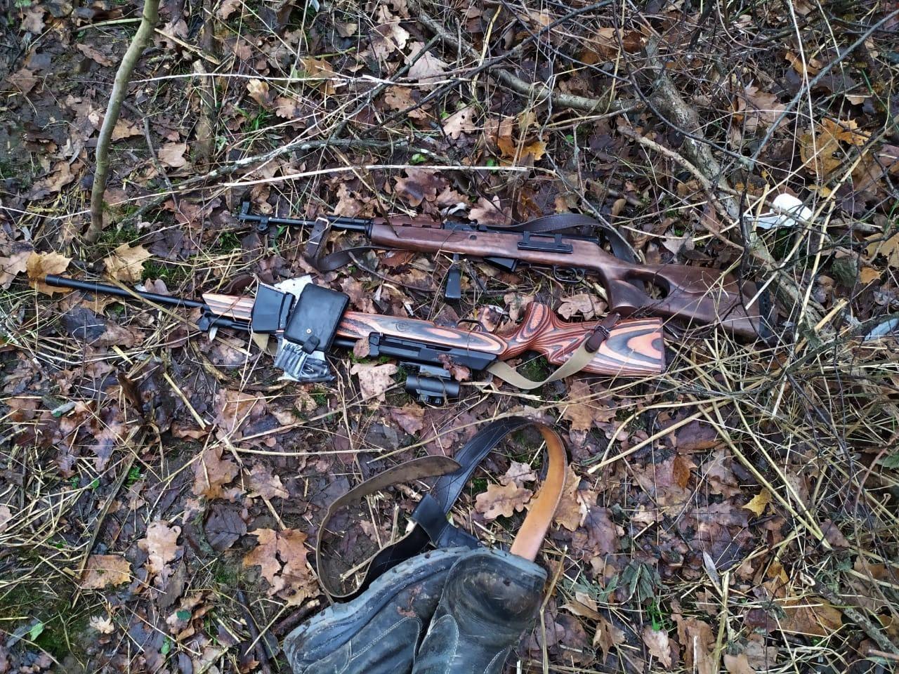 Охотник застрелил приятеля, перепутав его с животным