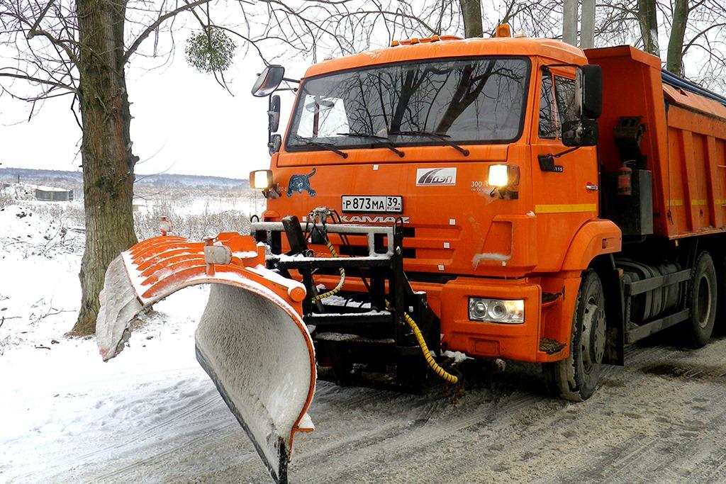 Более 500 детей Краснознаменского района не попали в школу из-за нечищеной дороги