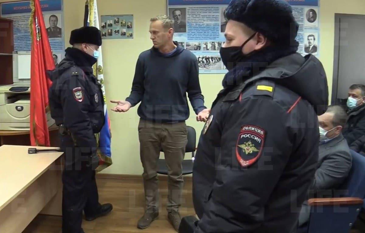 Реакция западных политиков на задержание и арест Навального
