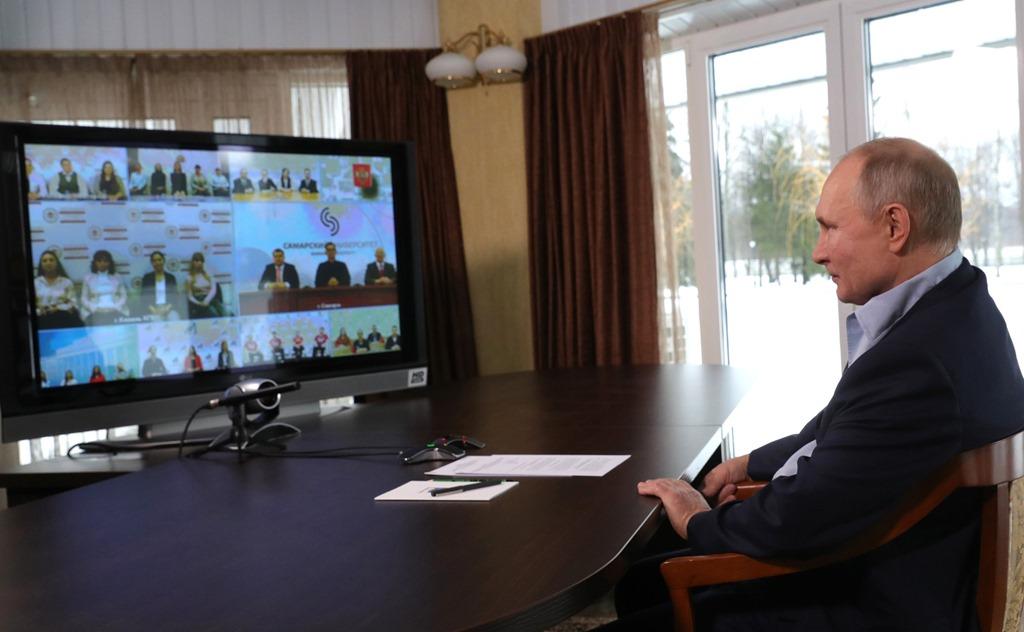 Путин — о дворце в Геленджике: «Ничего из того, что там указано, мне не принадлежит и не принадлежало. Никогда»