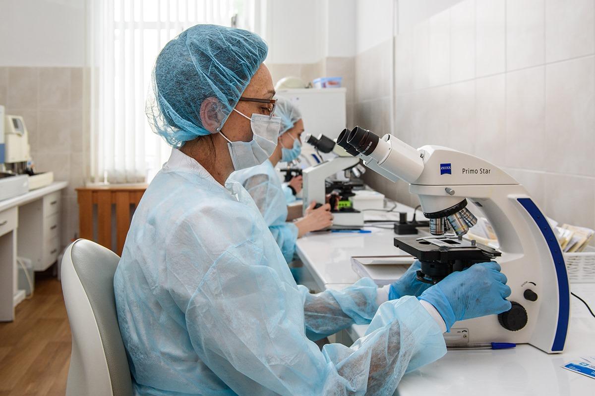 На вирус папилломы человека проверили 6 тысяч калининградок
