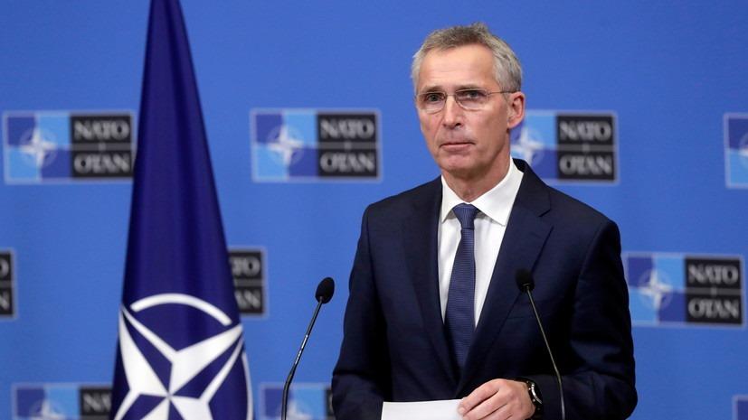 Йенс Столтенберг. Фото: Reuters / russian.rt.com