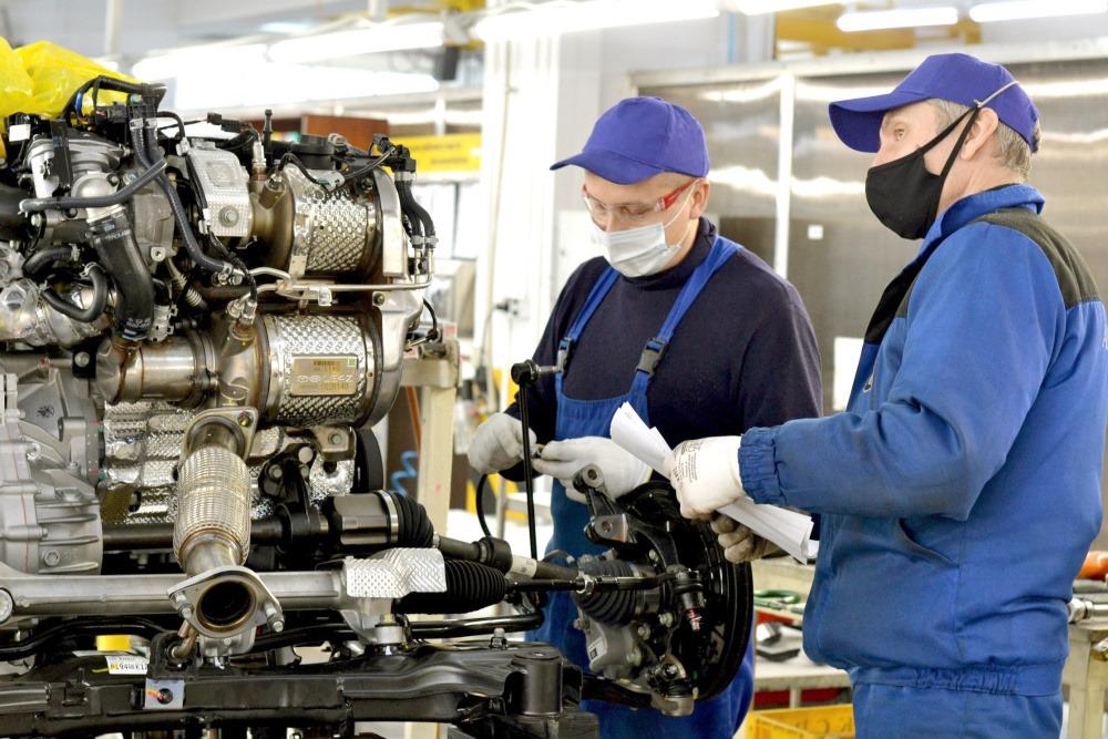 «Автотор» помог Калининградской области увеличить бюджетные доходы. Фото: Автотор