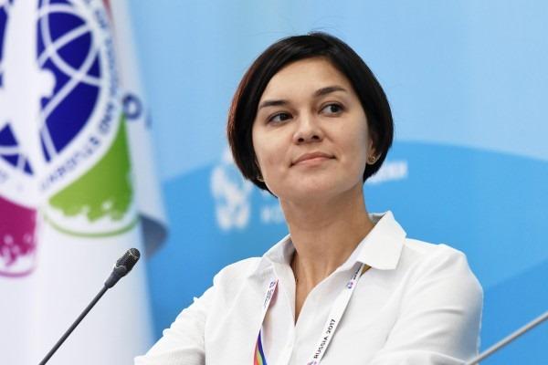 Динара Токтосунова. Фото: Григорий Сысоев / РИА Новости