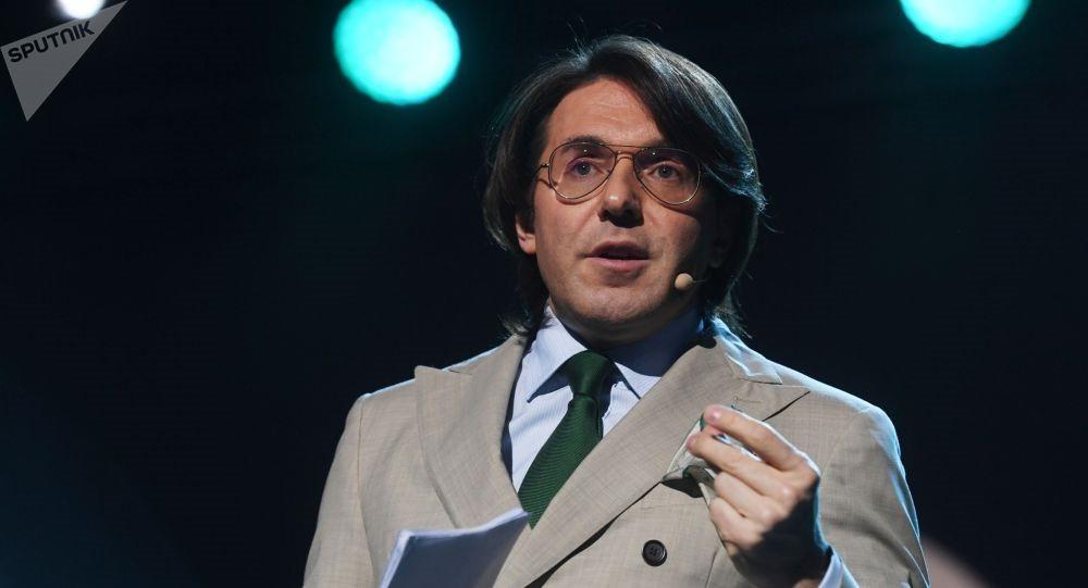 Андрей Малахов. Фото: Sputnik / Кирилл Каллиников