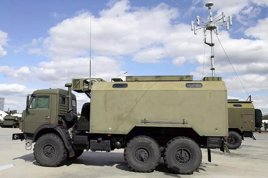 США признали чрезвычайную эффективность российских систем электромагнитной борьбы. Фото: Минобороны РФ
