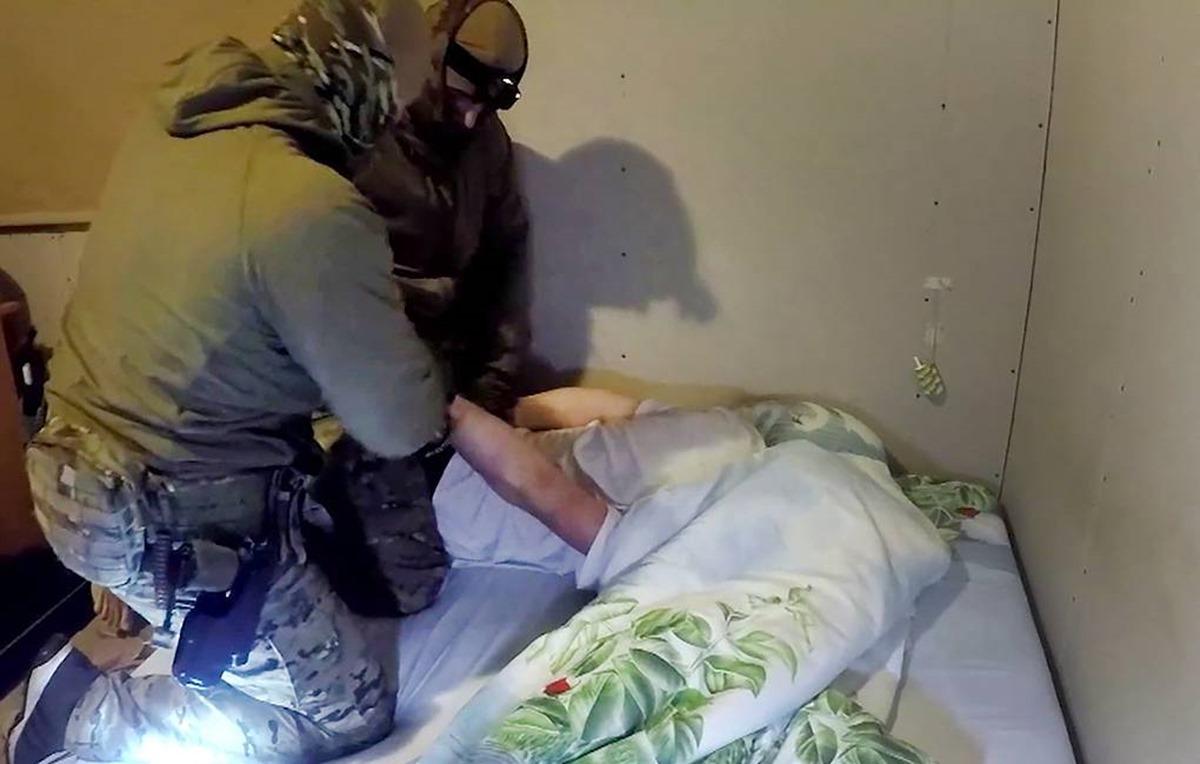 «Да, я смертник»: ФСБ задержала калининградца, готовившего теракт на объекте энергетики