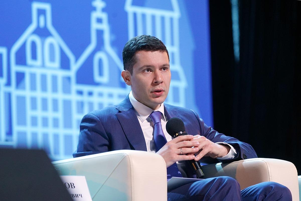Алиханов: «Четверть всей рыбной продукции, которая продается в России, произведена в Калининградской области»
