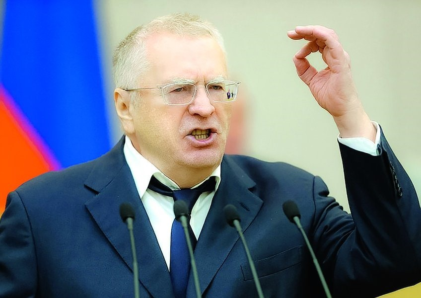 Владимир Жириновский. Фото: ldpr.ru