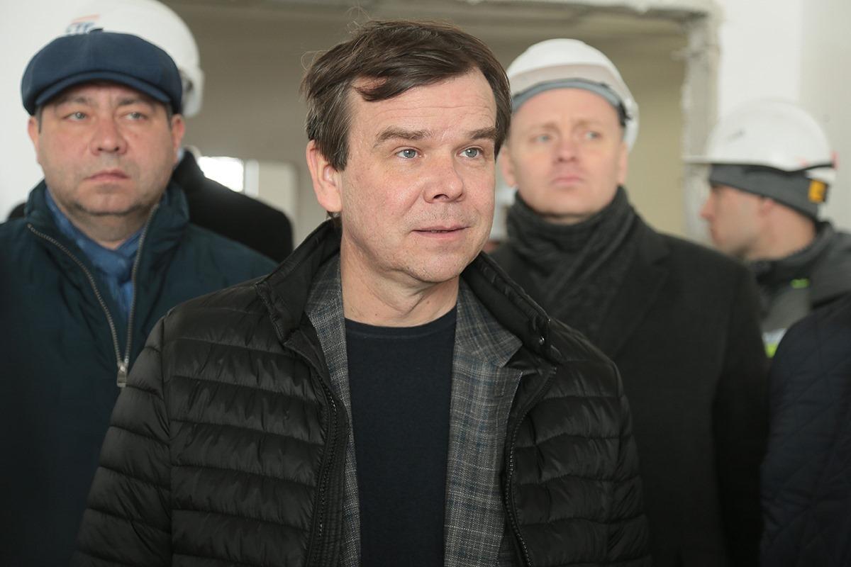Заместитель министра культуры РФ Владимир Осинцев