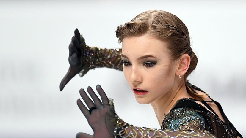 Дарья Усачёва. Фото: Максим Богодвид / РИА Новости