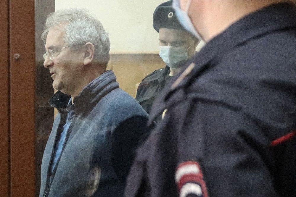 Бывший губернатор Пензенской области Иван Белозерцев. Фото: ТАСС / rtvi.com
