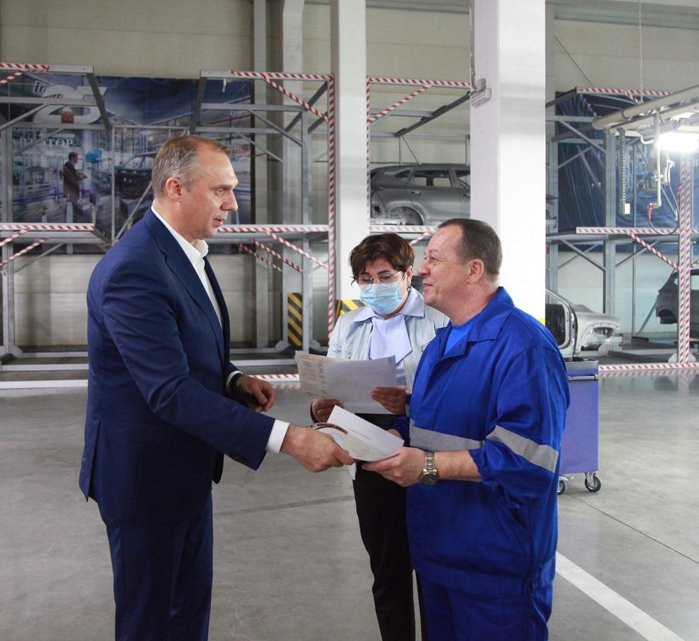 «Автотор» за собственный счёт отправит работников в один из лучших санаториев Калининградской области