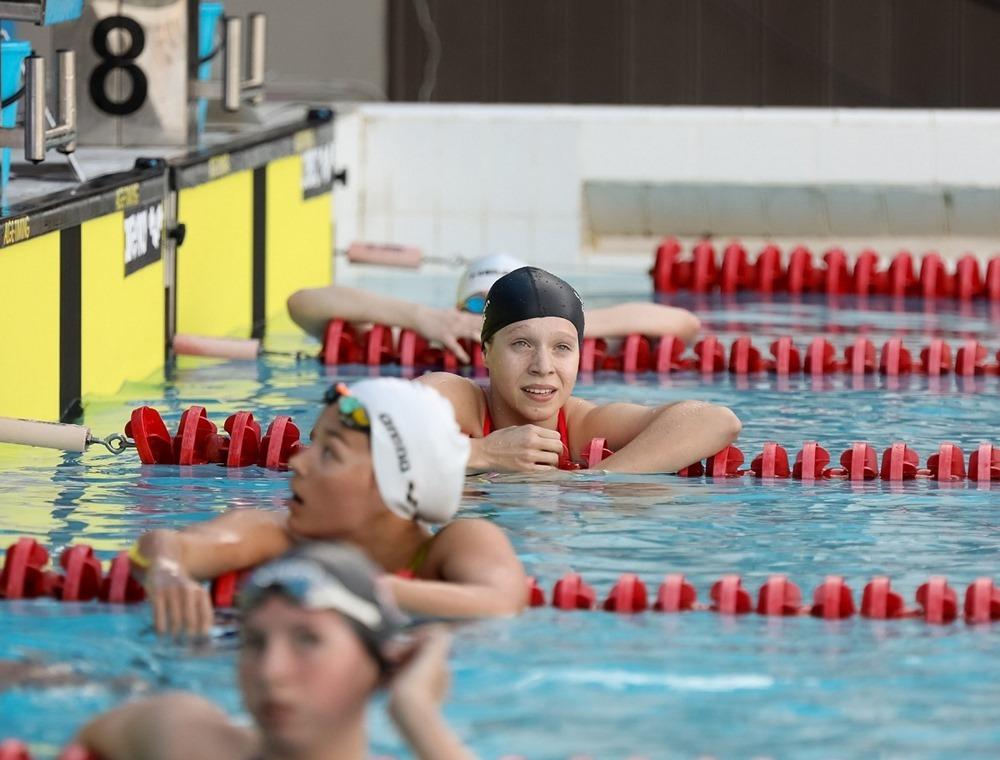 Пловчиха из Калининграда выиграла золото и бронзу первенства России