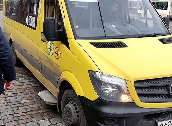 ВКалининграде 63-й маршрутки временно поедут по2-му Альпийскому переулку