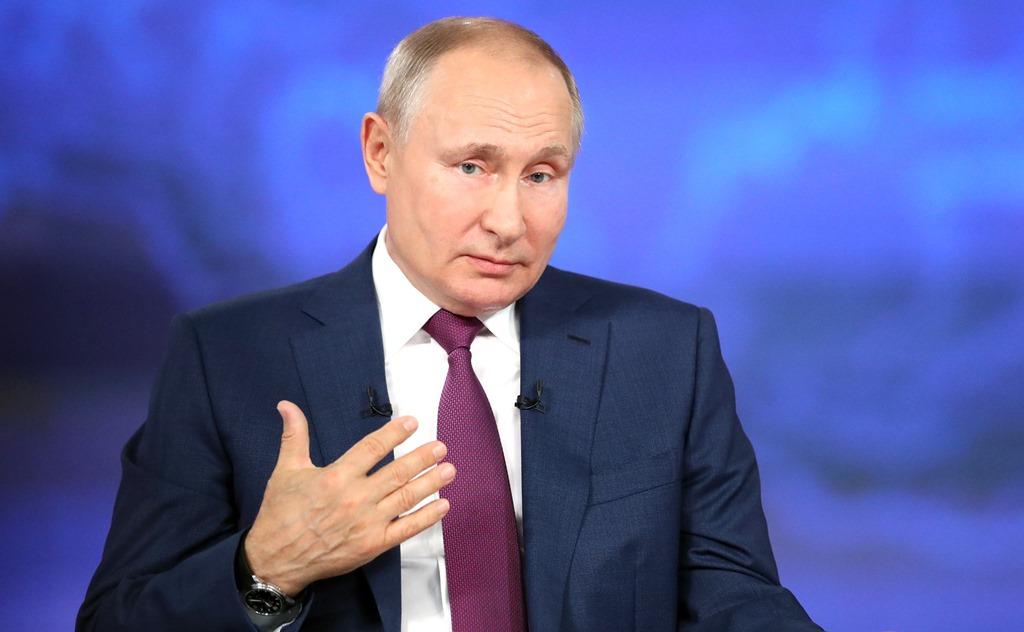 Владимир Путин ответил на вопрос о возможной встрече с лидером Украины
