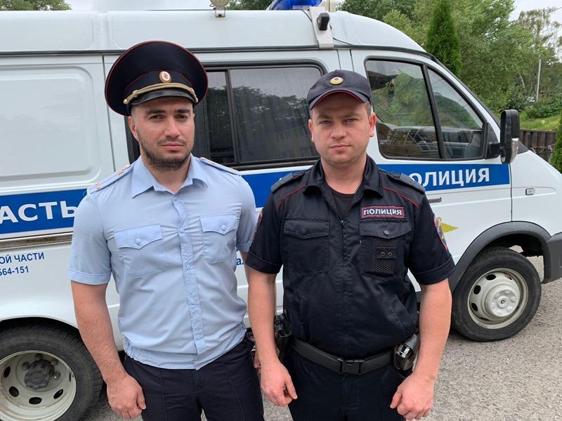 Татлустан Алакаев и Максим Чобан