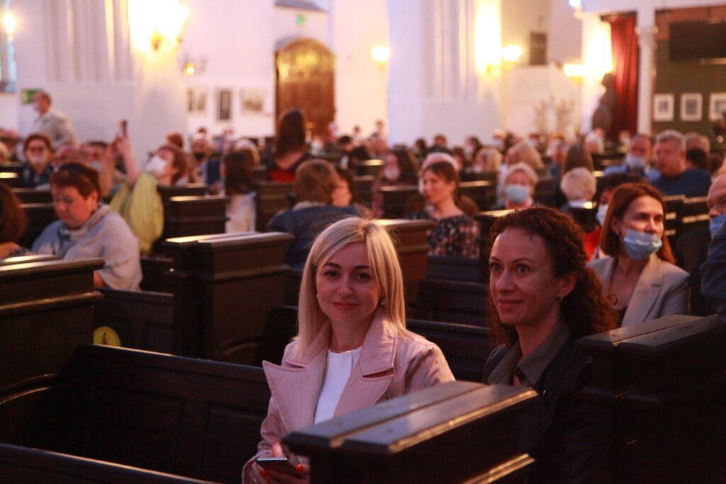 ории подвели итоги весьма авторитетного и уважаемого международного конкурса органистов имени Микаэла Таривердиева