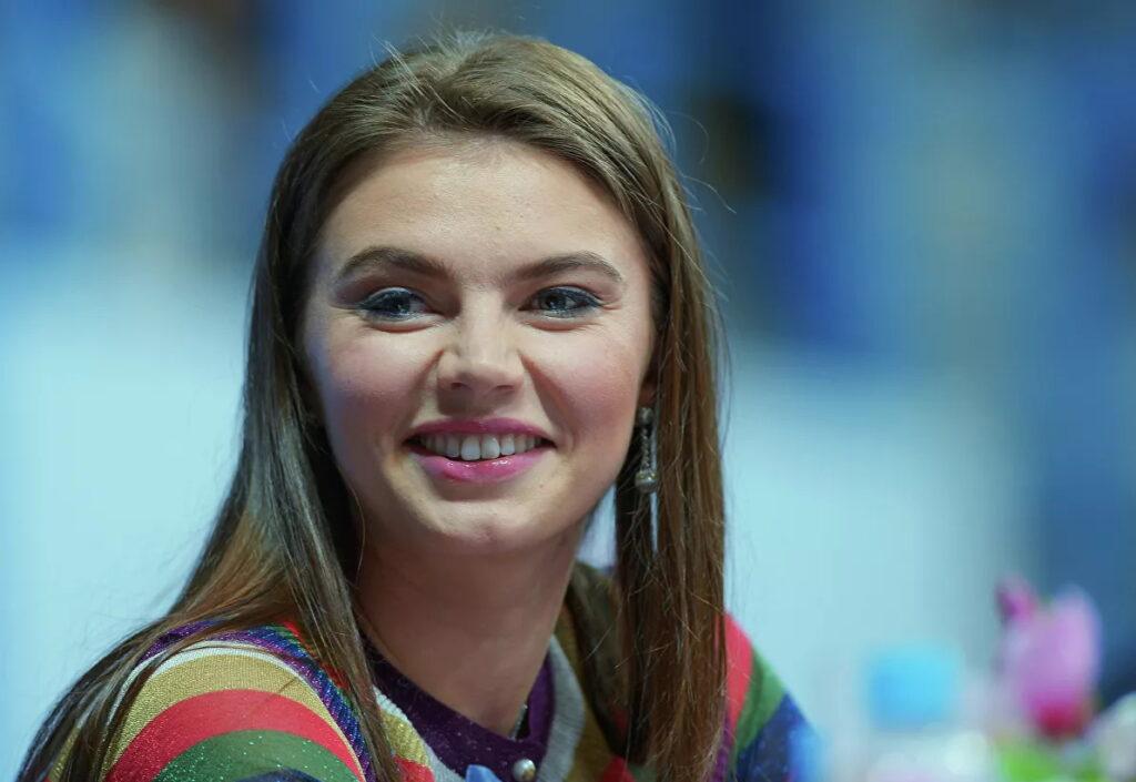 Алина Кабаева. Фото: Евгения Новоженина / РИА Новости
