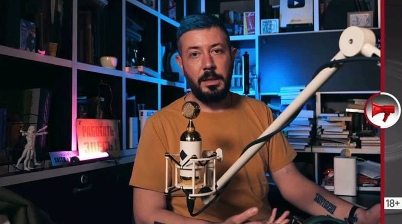 """Артемий Лебедев назвал удаление двух YouTube-каналов RT неприличным словом на букву """"П"""""""