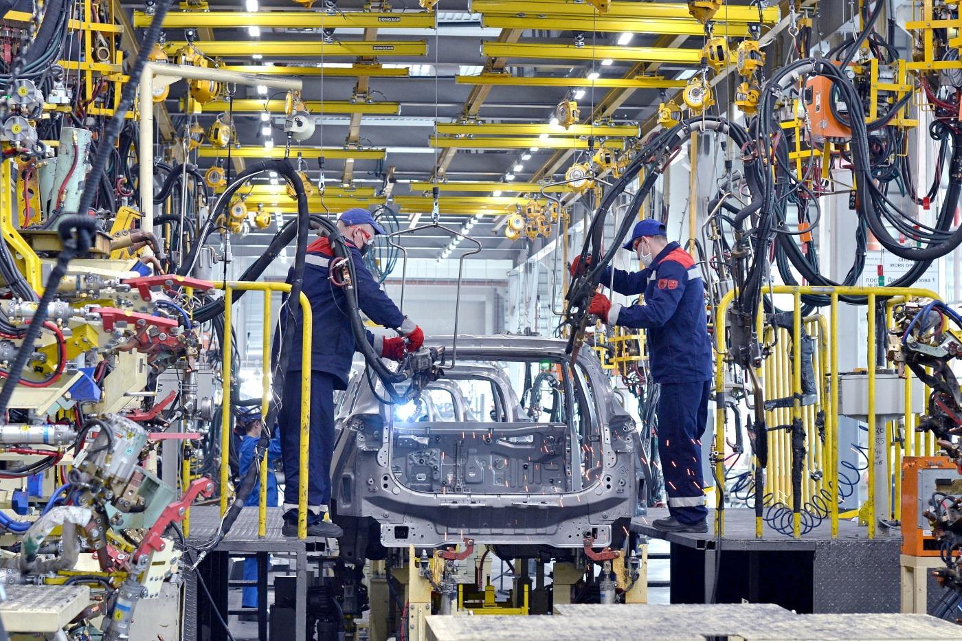 «Автотор» направил 45 миллионов рублей на поощрение заводчан