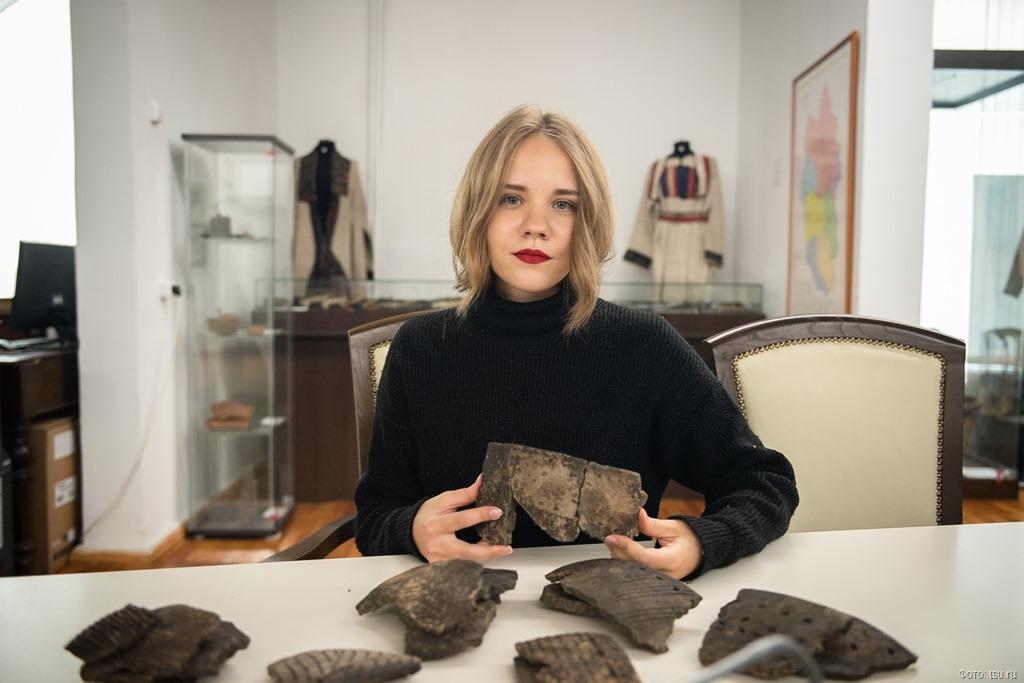 Археологи обнаружили в Томской области редкие артефакты эпохи неолита. Фото: tsu.ru